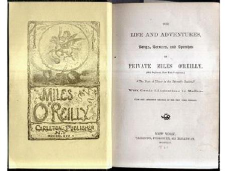 Private Miles O'Reilly