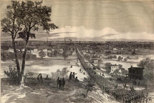 Harper's Weekly, April 22nd, 1865