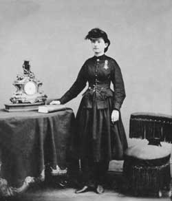 Dr. Mary Edwards Walker