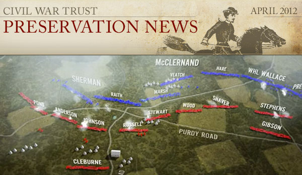 Civil War Trust animated map of Shiloh is amazing – Your daily Civil on